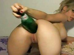 No sexo o marido deu a mulher russa do porno