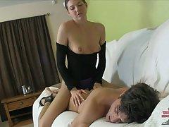 Concurso bunda e longa membro pornô no hospital na recepção