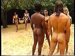 Violento sexo ao ar livre sambuca pornô assista