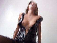 Jovem putas em pantyhose porno