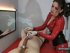 Um banho de vapor masturbação pornô
