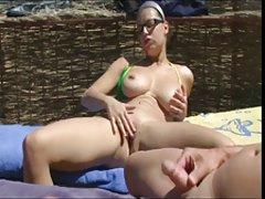 Profunda massagem sexual russo pornô obrigou a lamber
