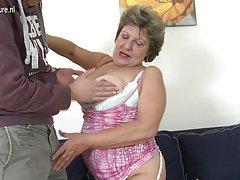 Diana prince trabalha em casa rígida pornô e filhos