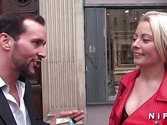 Sua querem sexo anal russo porno com uma amiga da esposa