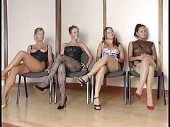 Apaixonado sexo com depravados estrangeiros
