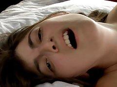Sexual, libertinagem em preto equipe vídeo porno em meias