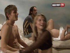 Três amigas quiseram amor vídeo pornô velho foda-se jovem