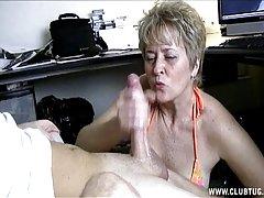 No sexo anal pornô em meias de alta qualidade