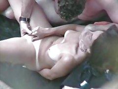 O negro, que exactamente a satisfazer! vídeo pornô quente mae
