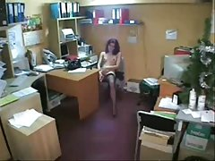 Sobre uma mesa de massagem os russos suculenta de enfermeira porno